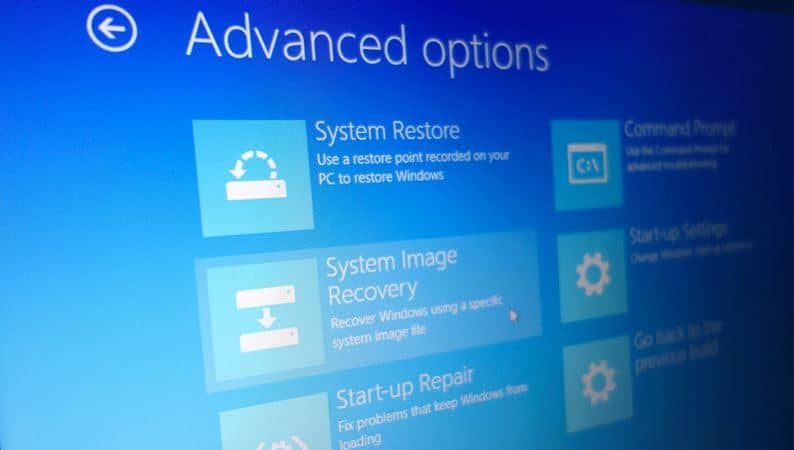 Fix And Repair Windows 10 Startup problems