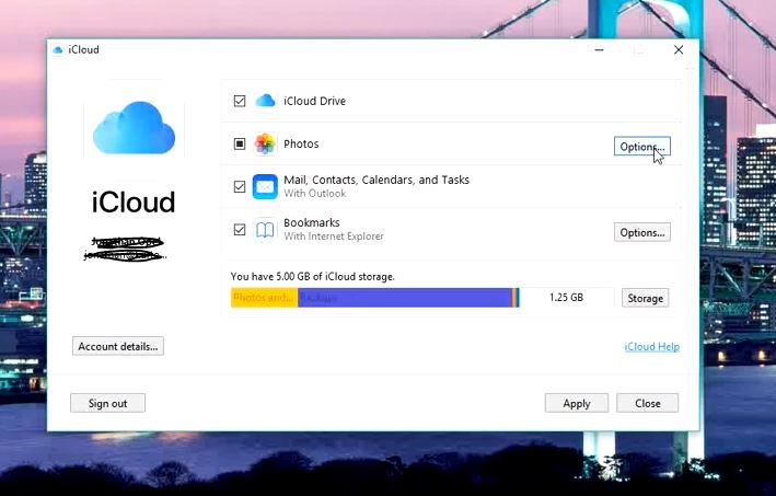 How To Steps to Set Up iCloud on Windows 10, mac and iPhone